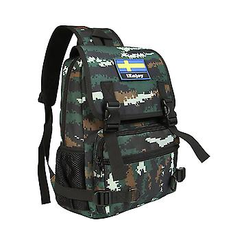 CAMOUFLAGE backpack made of durable fabric