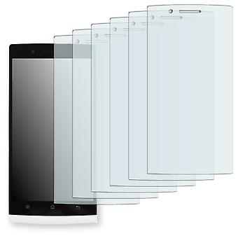 OPPO find 5 X 909 display protector - Golebo-semi Matt protector