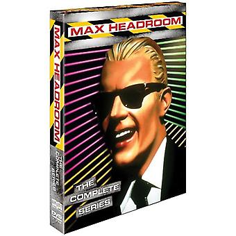 Max Headroom: Complete Series [DVD] USA importieren