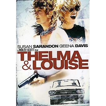 Thelma & Louise [DVD] USA import