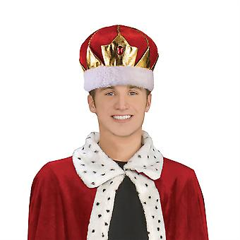 King Hat Red Soft