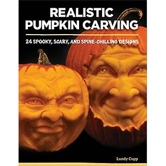Realistic Pumpkin Carving - 24 Spooky - Scary - and Spine-Chilling Des