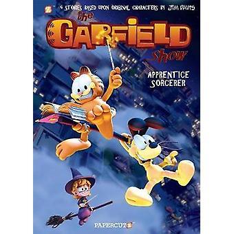 The Garfield Show #6 - Apprentice Sorcerer by Jim Davis - Cedric Michi