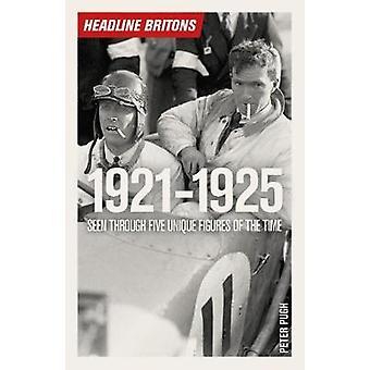 Headline Bretons 1921-1925 par Peter Pugh - livre 9781785782091