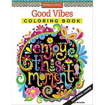 Good Vibes Coloring Book by Thaneeya McArdle - 9781574219951 Book