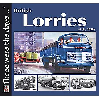 British Lorries of the 1950s by Malcolm Bobbitt - 9781787111134 Book