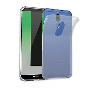 Cadorabo case for Huawei MATE 10 LITE - mobile cover from TPU silicone in the ultra slim 'AIR' design - silicone case cover soft back cover case bumper