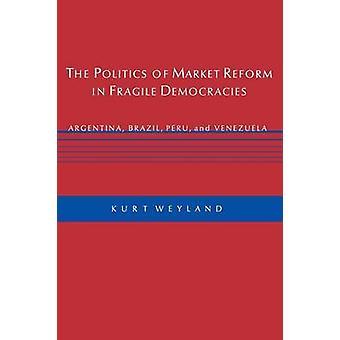 The Politics of Market Reform in Fragile Democracies - Argentina - Bra