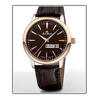 Jean Marcel Palmarium bracelet mens watch automatic 161.271.72