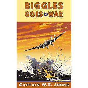 Biggles Goes to War (Red Fox Older Fiction)