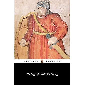 A Saga de Grettir o forte (Penguin Classics)