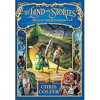 Het Land van verhalen: buiten de koninkrijken: boek 4