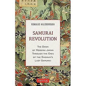 Revolución de Samurai: El amanecer del Japón moderno a través de la mirada del último Samurai del Shogun