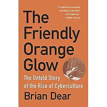 Den vänliga Orange skenet