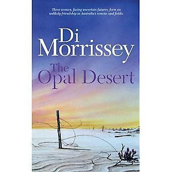 De Opal woestijn
