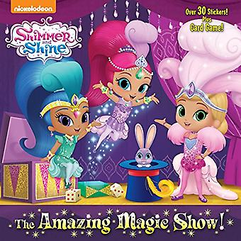 The Amazing Magic Show! (Shimmer and Shine) (Pictureback(r))