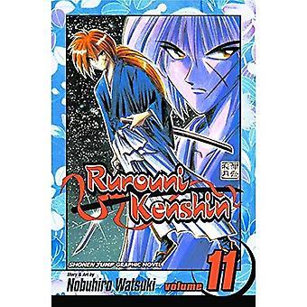 Rurouni Kenshin: Overture para destruição: 11 (Rurouni Kenshin)