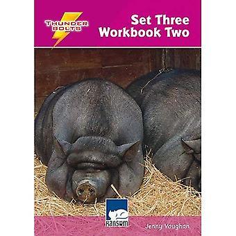 Thunderbolts: Workbook 2: Set 3