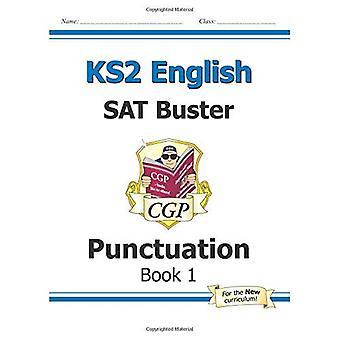 KS2 Anglais SAT Buster: ponctuation