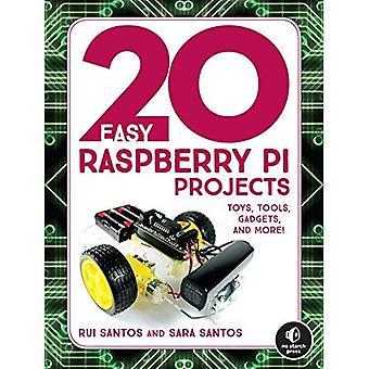 Raspberry Pi Electronics Handbook