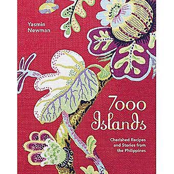 7000 öar: omhuldade recept och berättelser från Filippinerna