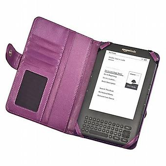 ODYSSEY cover for Kindle 3 (keyboard) lila