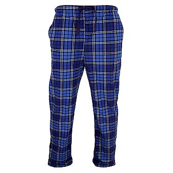 Cargo Bay Mens Tartan Lounge Pants/ Pyjamas