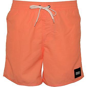 O'Neill Vert helfärgade Swim Shorts, ljusrosa