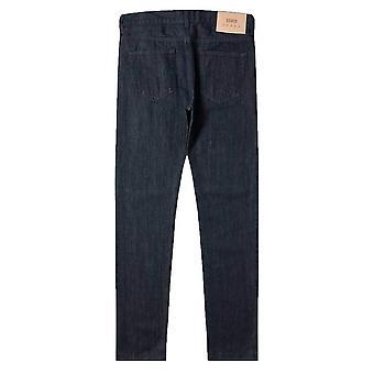 Edwin ED80 Slim Tapered Jeans Kingston  Denim  Rinsed
