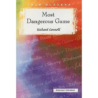 The Most Dangerous Game by Richard Connell - 9780895986535 Book