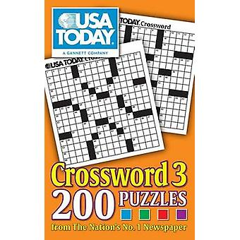 USA Today Crossword 3 - 200 Puzzles from the Nation's No. 1 Newspaper