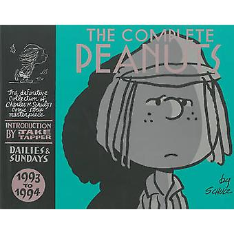 The Complete Peanuts 1993-1994 by Charles M. Schulz - 9781606997734 B
