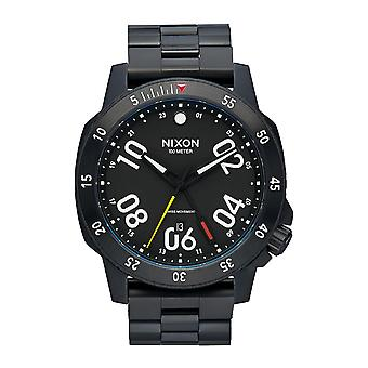 Nixon Ranger GMT All svart (A941001)