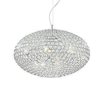 Ideal Lux Orion 12 Bulb Pendant Light