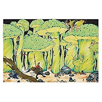 Poster - Enchanted Forest (Regular Poster) - Wall Art P3015