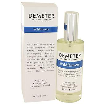 Déméter Wildflowers Cologne Spray Par Demeter 120 ml