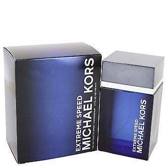 Michael Kors Extreme Speed Eau De Toilette Spray Von Michael Kors 121 ml