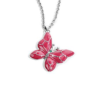Miss Sixty Animal Butterfly Necklace SMOM03