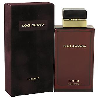 Dolce & Gabbana Pour Femme Intense by Dolce & Gabbana Eau De Parfum Spray 3.3 oz / 100 ml (Women)