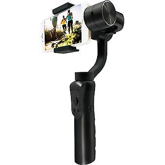 El estabilizador de cardán de mano de la imagen de seguimiento de los objetos tira para la cámara de acción del teléfono inteligente samsung iphone