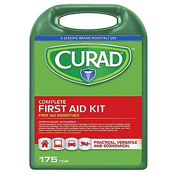 Curad complete first aid kit, 175 items, 1 kit