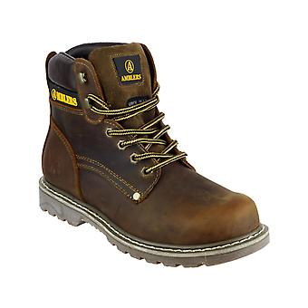 Amblers Mens Dorking Casual Lace Up Boot