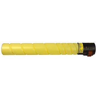 Premium Yellow Generic Toner for TN512Y