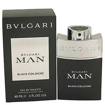Bvlgari Man Black Cologne By Bvlgari Eau De Toilette Spray 2 Oz (men) V728-536863