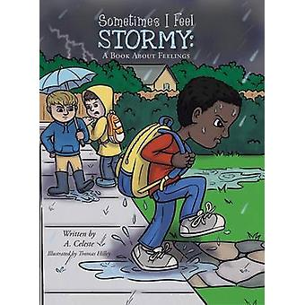 Sometimes I Feel Stormy A Book About Feelings by Celeste & A.
