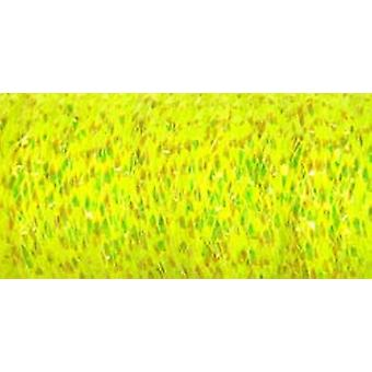 Kreinik Medium Metallic Braid #16 10 Meters 11 Yards Lemon Grass M 9132