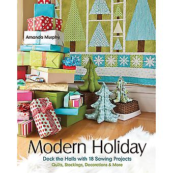 Stash Books Modern Holiday Sta 56782