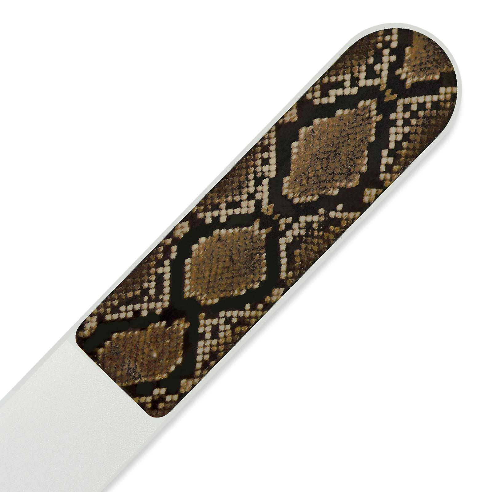 Snake Glass nail file N3D-35