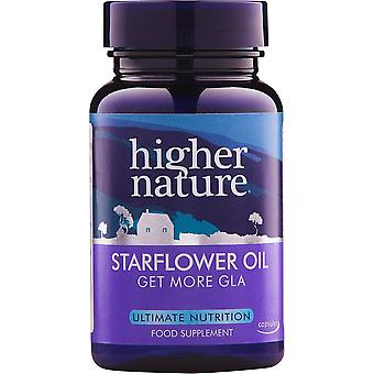 Higher Nature Starflower Oil, 90 gel caps