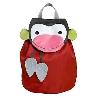 Franck & Fischer Theodor mono red backpack (Toys , School Zone , Backpacks)